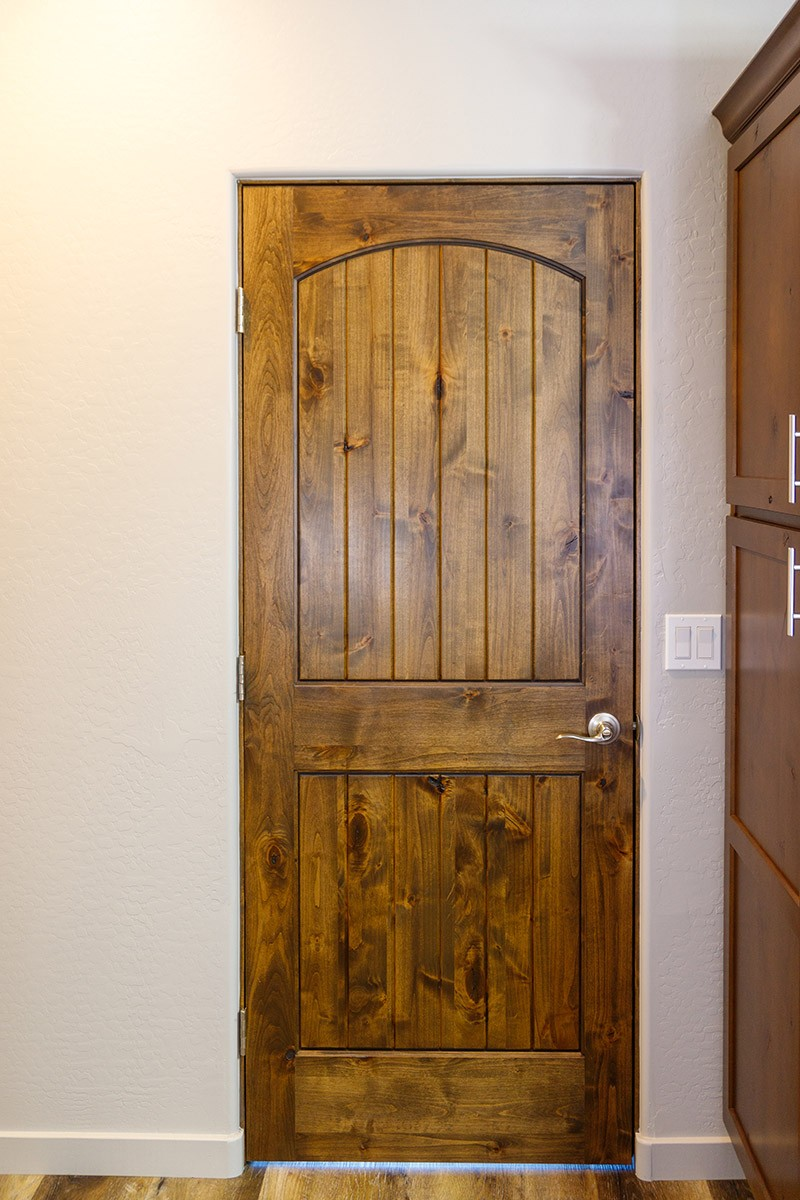 sturdy wood interior doors