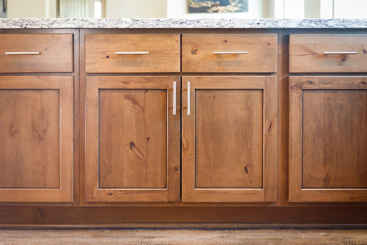 standard features kitchen custom cabinets